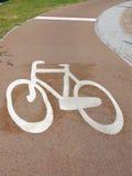 трасса bike Стоковые Изображения RF