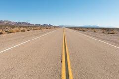 трасса 66 california Стоковые Фотографии RF