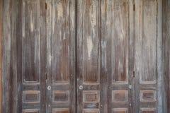 Трассировки на деревянных досках Стоковые Изображения