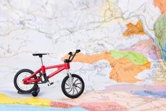 трассы bike Стоковые Фотографии RF