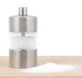 трасучка соли стоковое изображение