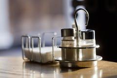 трасучки соли перца Стоковые Изображения RF