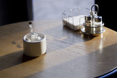 трасучки соли перца Стоковое Фото