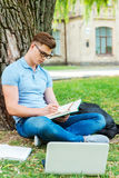Тратить каждую минуту изучать Стоковое Фото