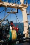 траулер рыболовства Стоковое фото RF