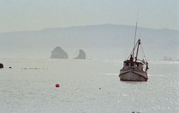 траулер рыболовства Стоковые Фотографии RF