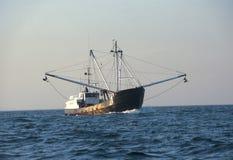 траулер рыболовства Стоковое Фото
