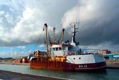 Траулер рыбной ловли Стоковые Изображения RF