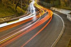 Трафик Стоковая Фотография RF