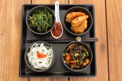 Традиционная азиатская тарелка Стоковые Фото