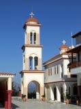 Традиционная архитектура вероисповедания, голубого неба стоковое фото
