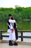 Традиционная влюбленность Стоковые Фото