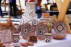 Традиционная гончарня Стоковое Изображение