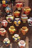 Традиционная керамика Испании стоковая фотография rf