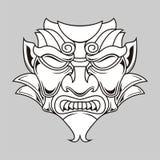 Традиционная маска Стоковое Изображение