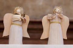 Традиционная мозоль словака покидает ангелы Стоковое фото RF