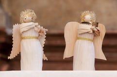 Традиционная мозоль словака покидает ангелы Стоковое Изображение RF