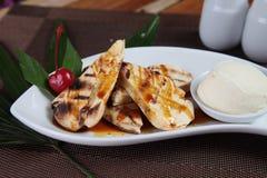 Традиционная названная закуска Макассара epe pisang Стоковая Фотография