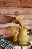 Традиционная польская гончарня Стоковое Изображение RF