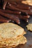 Традиционная специальность еды стоковое изображение