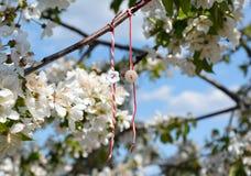 Традиционная таможня весны Стоковые Изображения RF