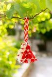 Традиционная таможня весны Стоковое фото RF