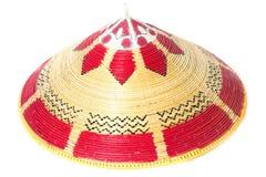 Традиционная шляпа Борнео. Стоковые Фотографии RF