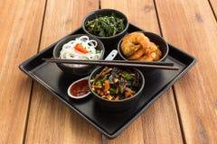 Традиционная японская тарелка Стоковые Фото