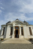 Традиционная Moldavian церковь Стоковое Изображение RF