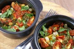 Традиционное блюдо осени - vegetable тушёное мясо Стоковые Изображения