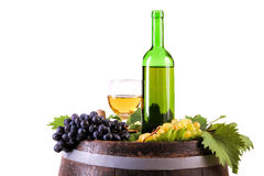 традиционное вино Стоковое Изображение