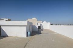 Традиционное здание в Тунисе стоковое фото