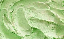 Традиционное итальянское мороженое фисташки Стоковые Изображения