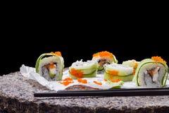 традиционное кухни японское Стоковая Фотография