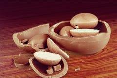 традиционное пасхальныхя шоколада сладостное Стоковая Фотография RF