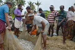 Традиционное рыболовство стоковое изображение