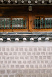 Традиционное соединение стены Стоковые Фотографии RF