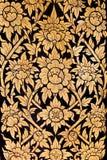 Традиционное тайское искусство картины стиля Стоковое Изображение