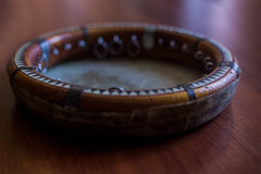Традиционное узбекское doira музыкального инструмента, Стоковые Изображения RF