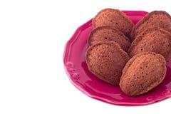 Традиционное французское печенье (печенье) Madeleine Стоковые Изображения