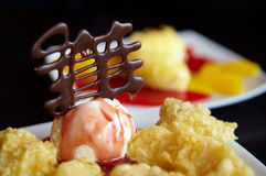 традиционное десерта японское Стоковые Фотографии RF