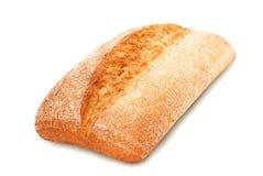 Традиционное ciabatta итальянского хлеба Стоковые Изображения