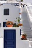 Традиционное Santoini Стоковое Фото