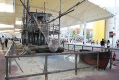 Традиционное trebuchet Стоковая Фотография RF