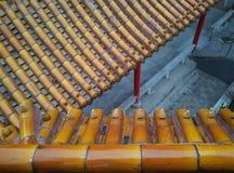 Традиционные архитектурноакустические детали Стоковое фото RF