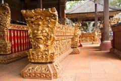 Традиционные балийские аппаратуры музыки Стоковая Фотография
