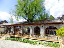 Традиционные жилые дома XiZhou Стоковые Изображения