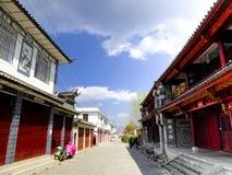 Традиционные жилые дома XiZhou Стоковое Изображение RF
