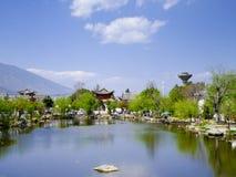 Традиционные жилые дома XiZhou Стоковое Фото