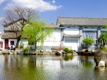 Традиционные жилые дома XiZhou Стоковые Изображения RF
